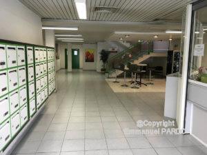 Hall entrée cabinet E Pardo Carros