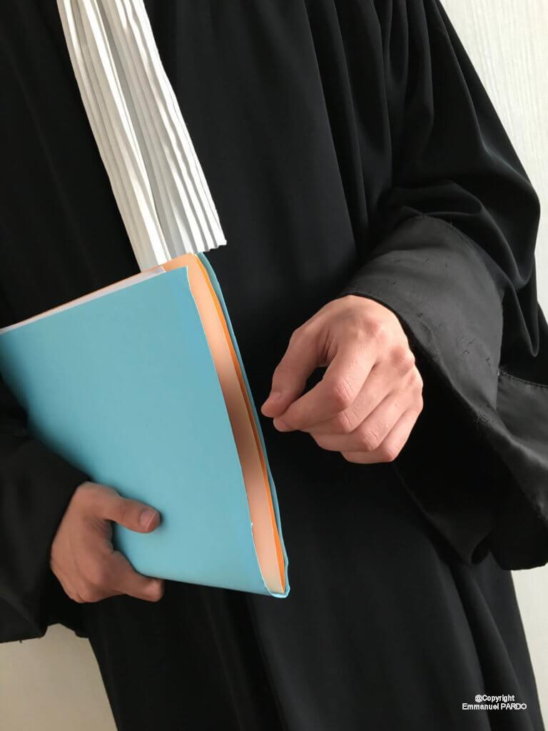 Assistance et representation en justice