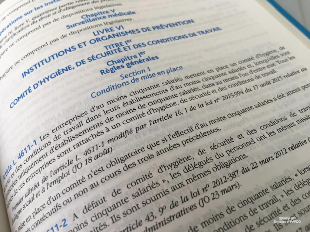 La mise en place des Institutions Représentatives du Personnel (IRP)