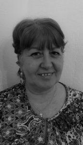 Muriel Assistante de maitre Emmanuel Pardo