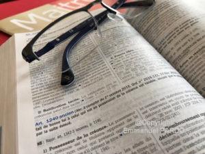 Divorce : Responsabilité, la charge, la preuve